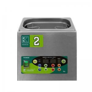 Laboratorní ultrazvuková vana K-2LE nerezová, elektronické ovládaní