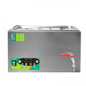 Laboratorní ultrazvuková vana K-9LE nerezová, elektronické ovládaní